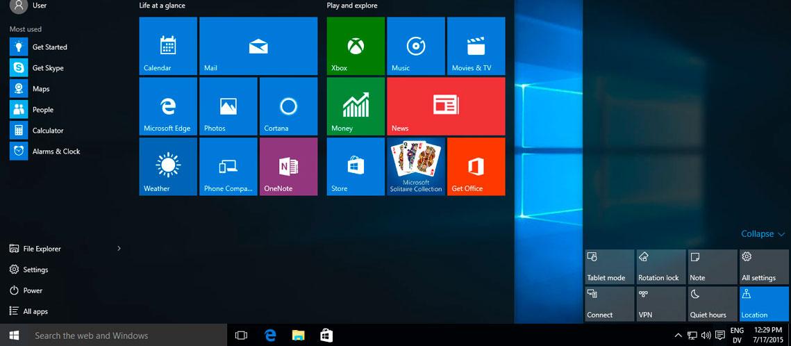 Windows 10   (Presione la tecla ESC para salir de esta vista)